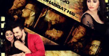 Kangna Sharma and Danish Bhatt Recreate 'YEH JOH MOHABBAT HAI'
