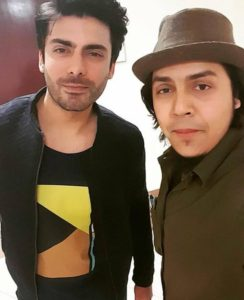 FAWAD KHAN RETURNS TO PAKISTAN AFTER THREATS FROM POLITICAL PARTIES.